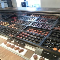 Photo taken at Pierre Marcolini by Amir S. on 3/15/2013