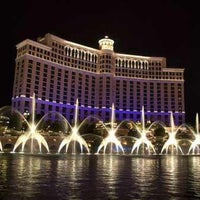 Photo taken at Bellagio Hotel & Casino by Malcom on 4/18/2013