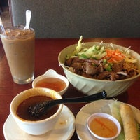 Photo taken at House of Pho by Jasmine L. on 5/29/2013