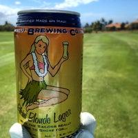 Photo taken at Ellair Maui Golf Club by Jason P. on 3/29/2013