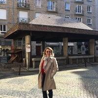 Photo taken at Intra-Muros – Centre de Saint-Malo by Sovania M. on 10/12/2016