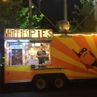 Photo taken at Whiffies Fried Pies by Oscar P. on 6/23/2013