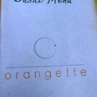 Photo taken at Orangette by fathi N. on 12/15/2013