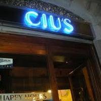 Photo taken at Ciu's by Vittoria B. on 1/12/2013