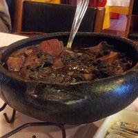 Photo taken at Restaurante e Pizzaria Senzala by Mary S. on 5/18/2013