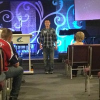 Photo taken at Centerpointe Church by Kyle W. on 4/7/2013