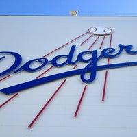 Photo taken at Dodger Stadium by Edgar R. on 6/28/2013