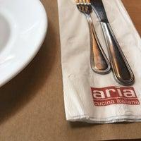 Photo taken at Aria Cucina Italiana by Nikki A. on 11/22/2016