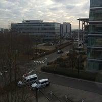 Photo taken at IBM Belgium (BLS) by simon p. on 3/22/2016
