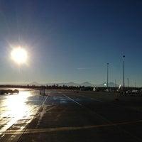 Photo taken at Roberts Field-Redmond Municipal Airport (RDM) by An P. on 1/20/2013