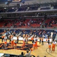 Photo taken at Auburn Arena by Scott S. on 3/3/2013