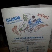 Photo taken at Islands Restaurant by Patrick A. on 7/28/2013