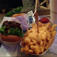Photo taken at Shake Shack by Eugene V. on 10/4/2012