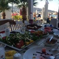Photo taken at Butik Han Beach Otel by Sediş on 7/7/2016