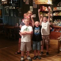 Photo taken at Cracker Barrel Old Country Store by Chris S. on 6/21/2013