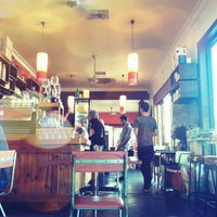 Photo taken at Foxy Brown Cafe by zigiprimo on 10/28/2012