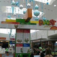 Photo taken at Boost Juice by zigiprimo on 12/23/2012