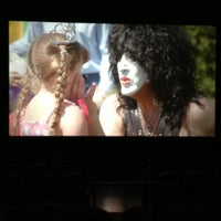 Photo taken at Atlas Cinemas Great Lakes Stadium 16 by Anthony A. on 10/30/2012