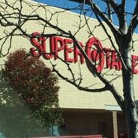 Photo taken at Super Target by Paula C. on 11/9/2015