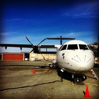 Photo taken at Juneau International Airport (JNU) by ™ Keith A. on 5/23/2013