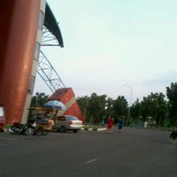 Photo taken at jakabaring by Annisa R. on 12/27/2012