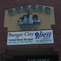 Photo taken at Burger City by Jeremy R. on 6/15/2016