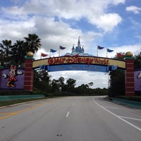 Photo taken at 429 Disney World Exit by Brent on 11/9/2013
