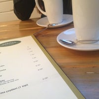 Photo taken at Harman Cafe by ILGIN ÖZLEM on 11/16/2012