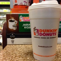 Photo taken at Dunkin Donuts by William G. on 5/15/2014
