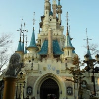 Photo taken at Lotte World Adventure by yoonz on 12/19/2012