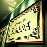 Photo taken at La Sureña by raquelbor on 12/20/2012