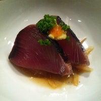 Photo taken at Shunji Japanese Cuisine by nelehelen on 3/17/2013