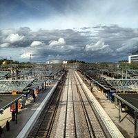 Photo taken at VR Pasila by Lasse K. on 9/14/2012