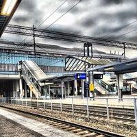 Photo taken at VR Pasila by Lasse K. on 11/27/2012