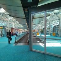 Photo taken at International Terminal by DK M. on 4/30/2013