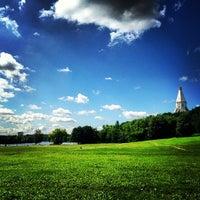 Photo taken at Музей-заповедник «Коломенское» by Alisa C. on 6/18/2013
