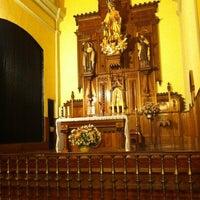 Photo taken at Monasterio Carmelitas Descalzas by Rafa O. on 9/30/2012