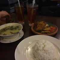 Photo taken at Restoran Ayam Penyet- AP by Tatam K. on 4/19/2016