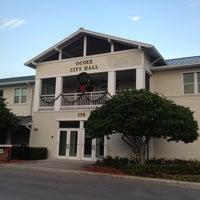Photo taken at Ocoee City Hall by Rosie H. on 11/27/2012