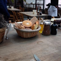 Photo taken at Le Pain Quotidien by Josue A. on 12/27/2013