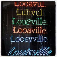 Photo taken at Louisville Visitors Center by Dhyana C. on 12/3/2012