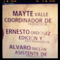 Photo taken at Oxxo Tepetlapa by Ernesto O. on 11/21/2012