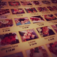Photo taken at Hokaido Japanese Cuisine by Roger Erik T. on 11/29/2012