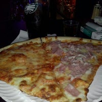 Photo taken at Big Woody's Pizza by Erael B. on 11/8/2012
