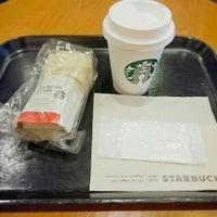 Photo taken at Starbucks Coffee 奈良西大寺駅前店 by KAORI H. on 6/19/2016