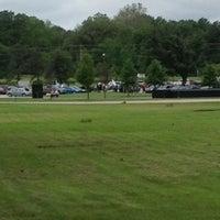 Photo taken at Oak Ridge Cemetery by Alien D. on 5/27/2013