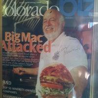 Photo taken at Crown Burgers by Kimbirly O. on 1/5/2013