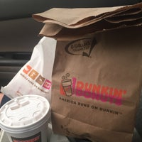 Photo taken at Dunkin Donuts by R W. on 9/9/2015