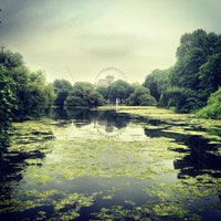 Photo taken at St James's Park by Terence O. on 6/20/2013