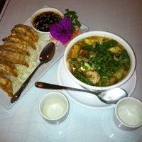 Photo taken at Lemon Grass Thai Kitchen by Shark bait on 4/3/2013